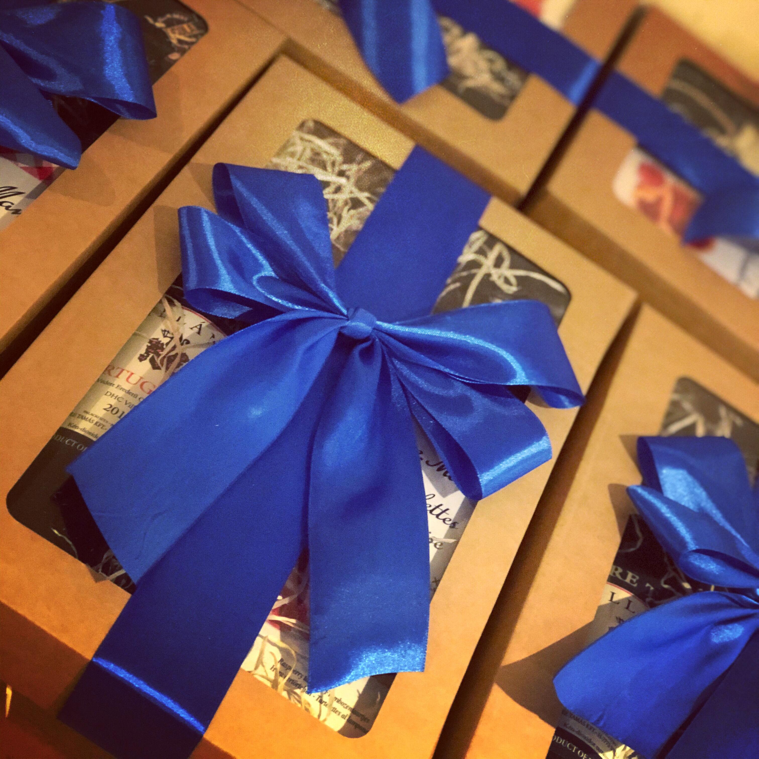 ajándékküldés karácsonyra