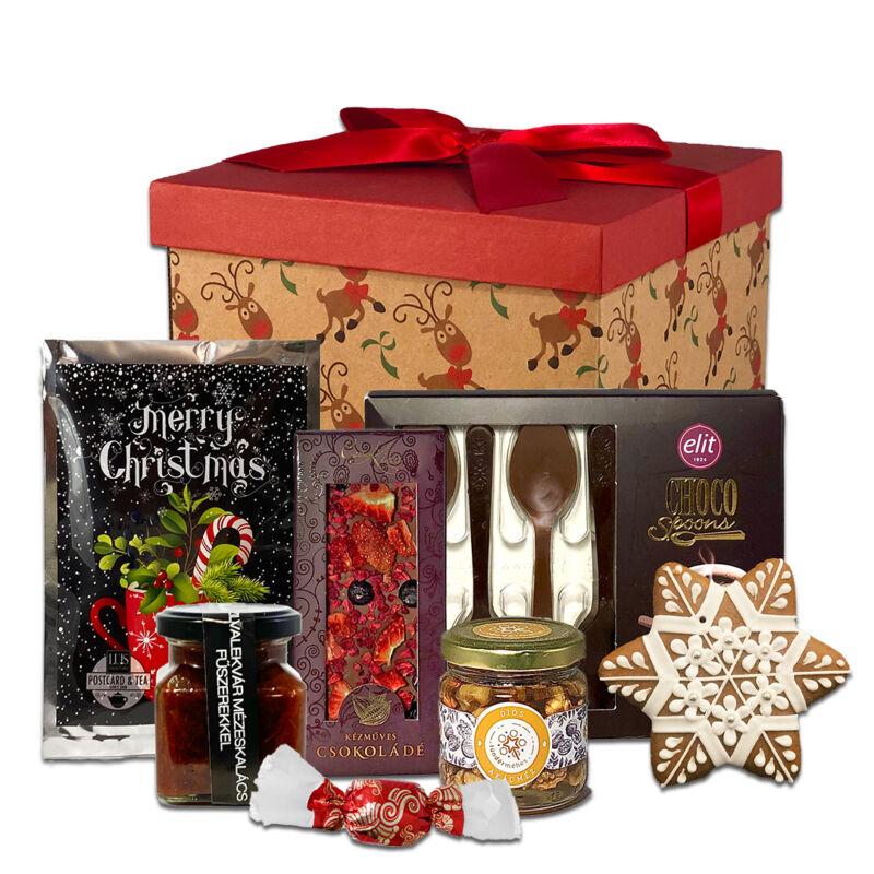 Karácsonyi ajándék küldés