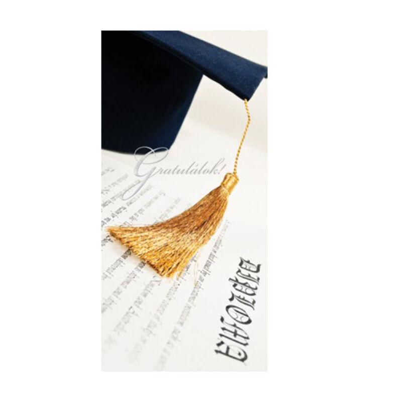 Képeslap Diploma osztó ajándékcsomag mellé