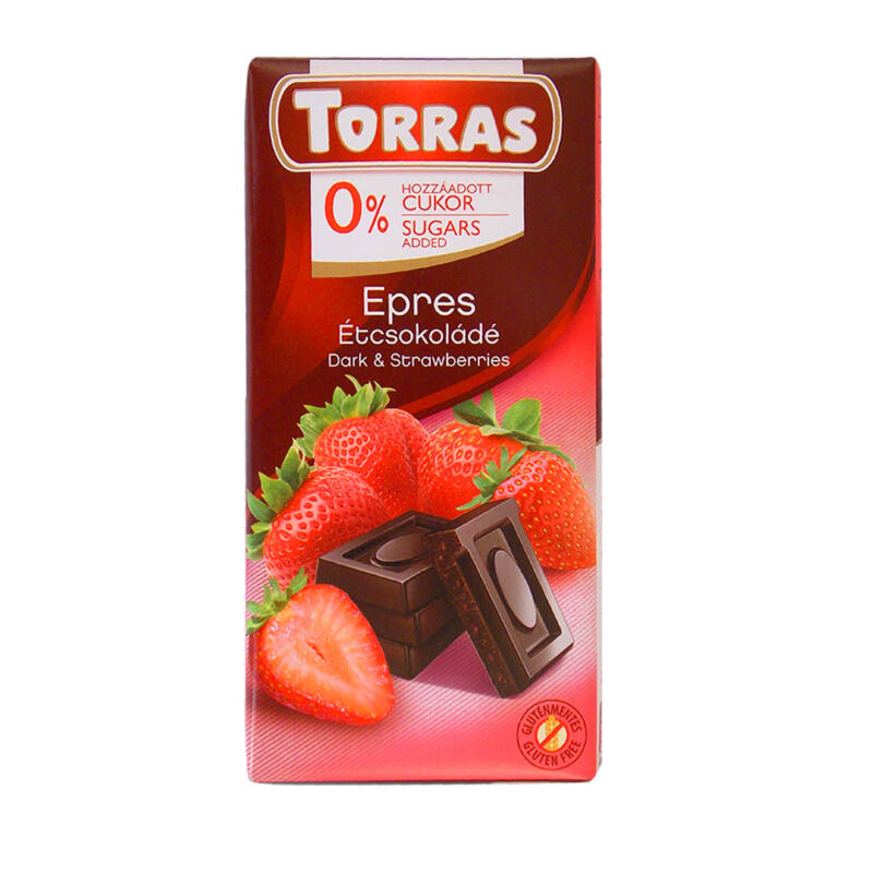 Cukormentes epres csokoládé