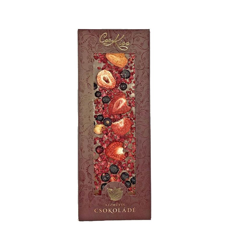 Kézműves Csokoládé Különlegesség 100g