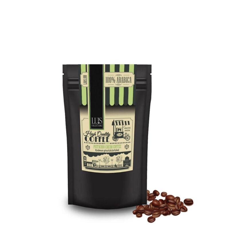 Pisztáciás szemes kávé