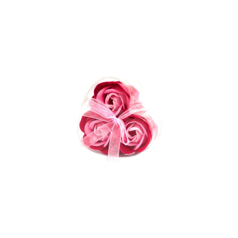 Szappan rózsák dobozba