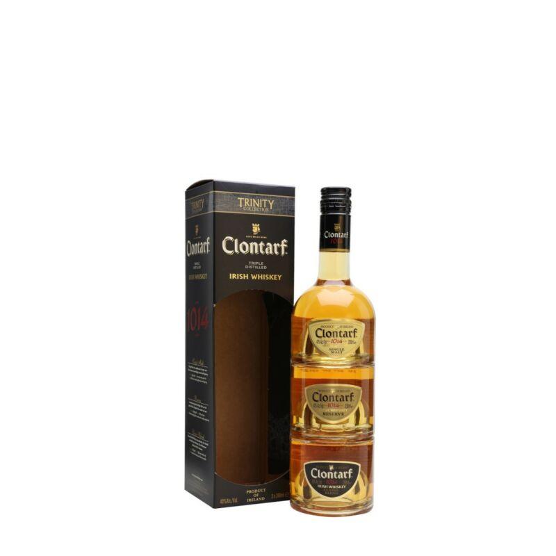 3 részes Ír Whisky Válogatás
