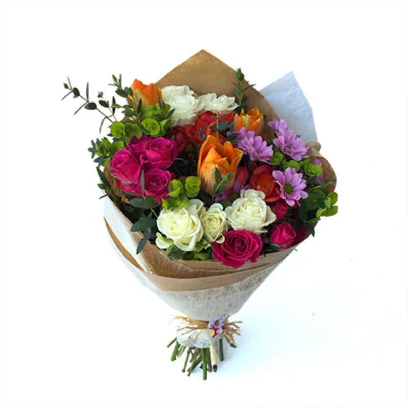 Vidámság Virágcsokor