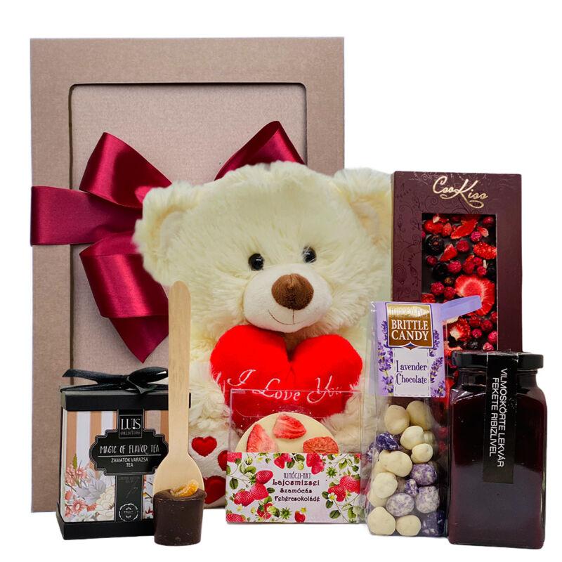 Macis ajándék csomag Valentin napra is