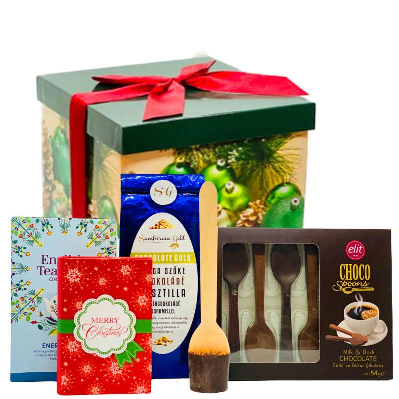 Csokoládé Csoda Karácsonyra