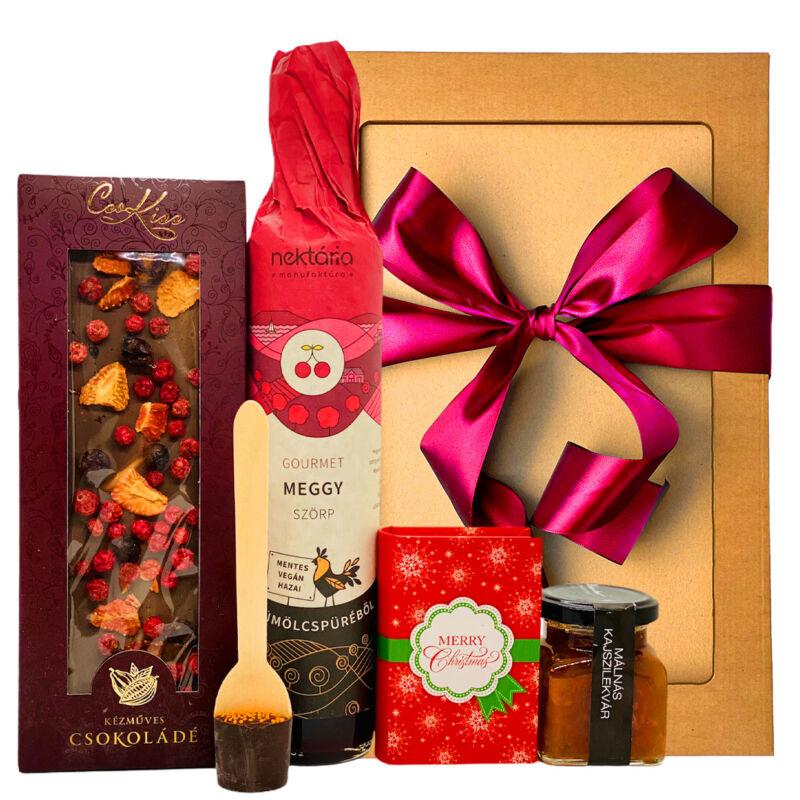Karácsonyi Ízek Ajándékcsomag