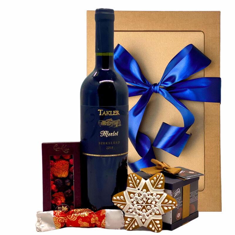 Karácsonyi ajándékküldés online