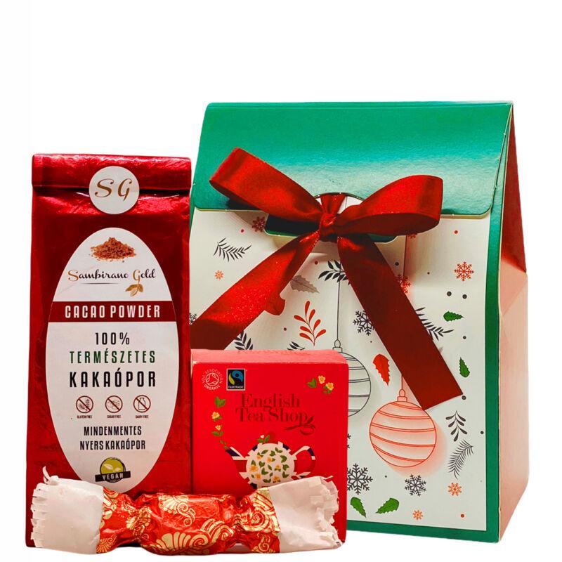 tea-kakaó-karácsonyi ajándék cégeknek