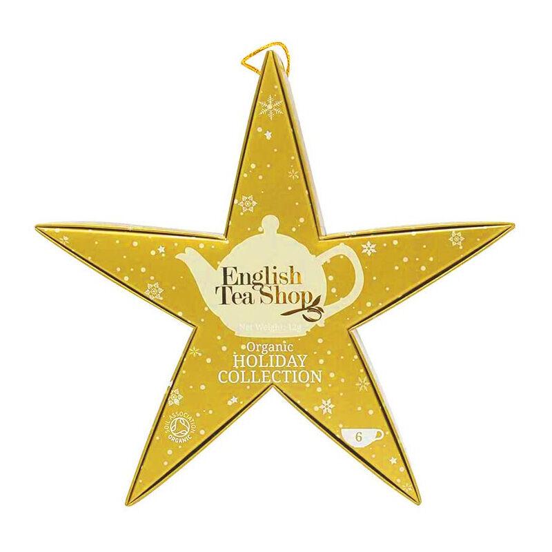 Karácsonyi csillag tea