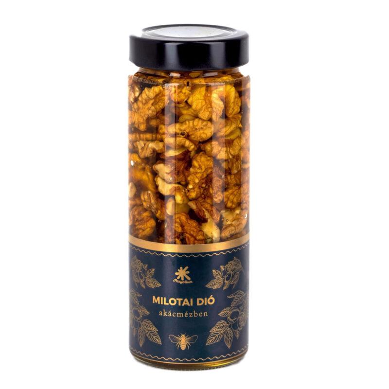 Milotai diós méz ajándékcsomag kiegészitő