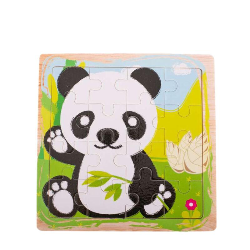 Panda kirakós kicsiknek