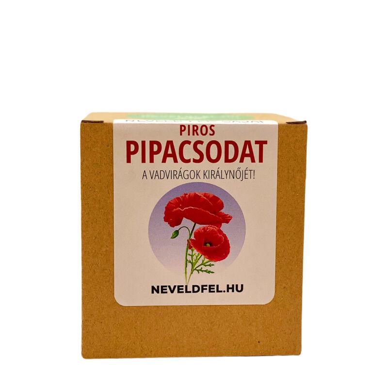 Pipacs nevelő ajándékcsomag