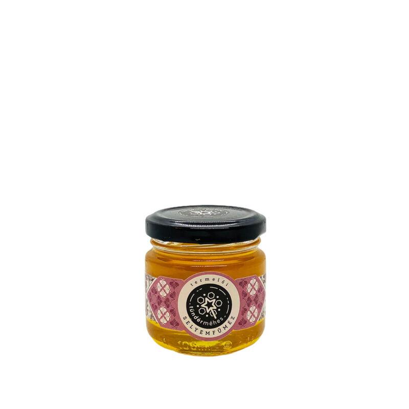 Selyemfű méz ajándékba