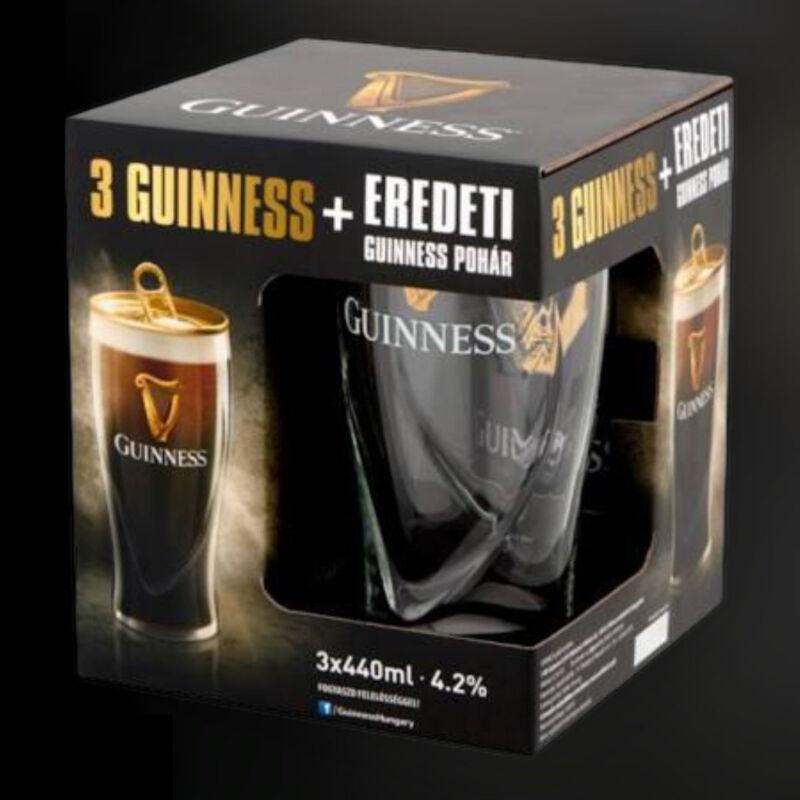 Guinness ajándékcsomag