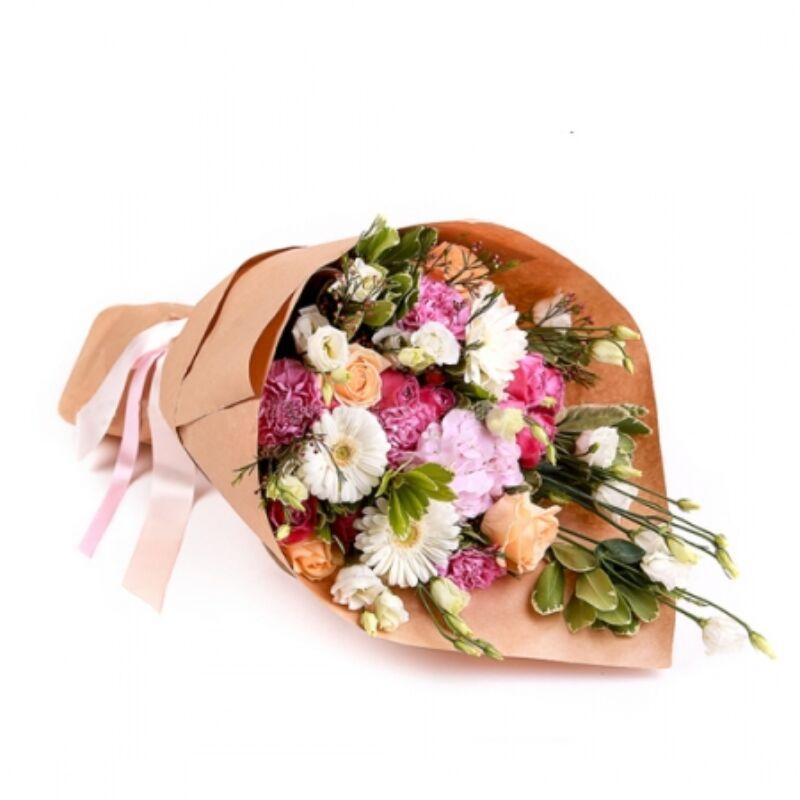Virágcsokor küldés online országos kiszállítással