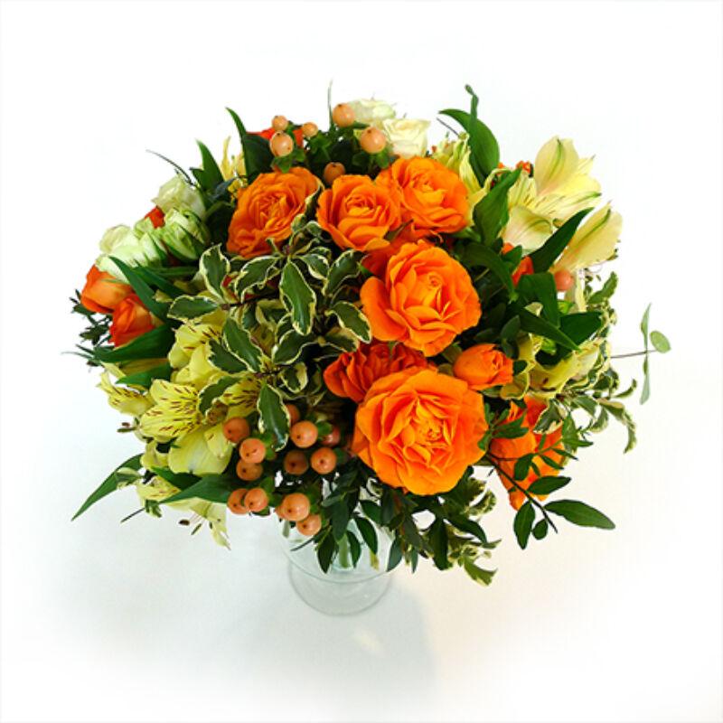 Virágcsokor küldés országosan