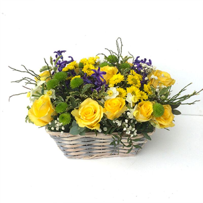 Virágkosár küldés országosan