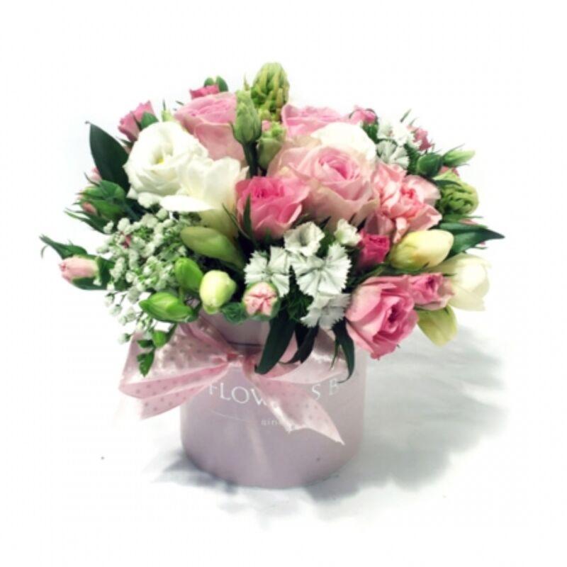 Virágdoboz és ajándékküldés országosan