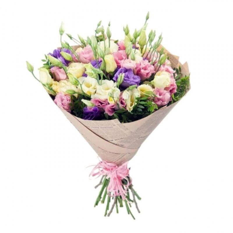 Hatalmas virágcsokor küldés