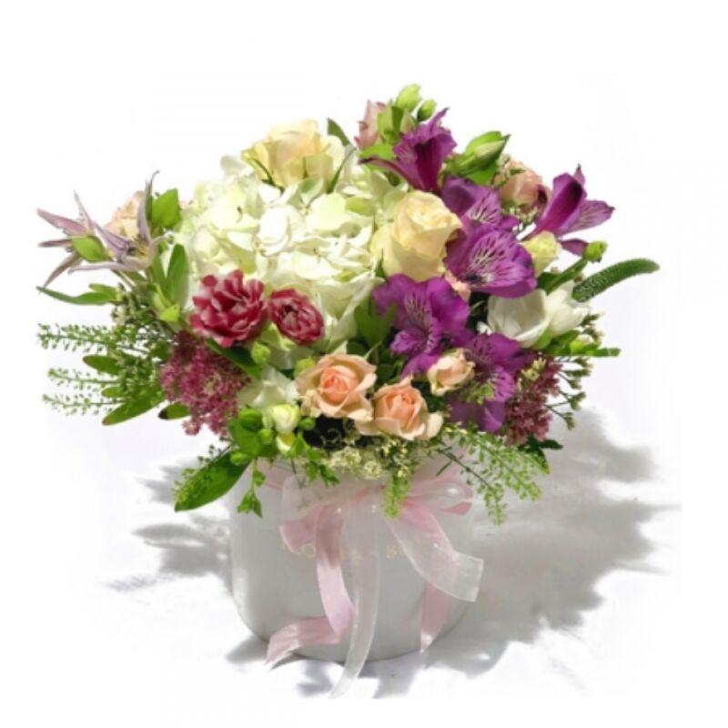 Virágdoboz és ajándék rendelés